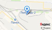 Сталерон на карте