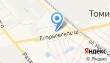 EAMED на карте