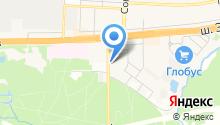 Балашихинская районная общественная организация ветеранов войны, труда, Вооруженных Сил и правоохранительных органов на карте
