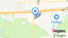 Балашихинская районная общественная организация ветеранов войны, труда на карте