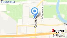 Главное Управление Пенсионного фонда РФ №7 г. Москвы и Московской области на карте