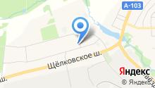 Анна на карте