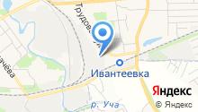 Техсервис-Москва на карте