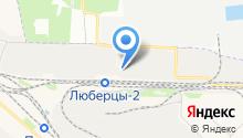 Транспромресурс на карте