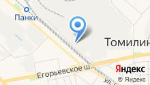 Московский вертолётный завод им. М.Л. Миля на карте