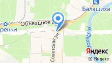 ABCDE на карте
