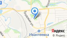 Прима, ТСЖ на карте