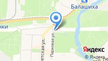 Детская школа искусств №1 им. Г.В. Свиридова на карте