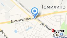 Магазин хозтоваров на карте