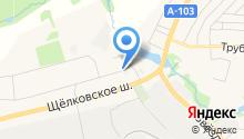 Балпром на карте
