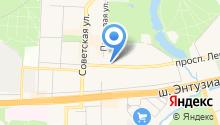 East Gate на карте