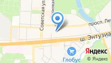 Unityres.ru на карте
