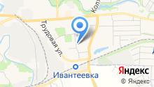Магазин праздничных товаров на карте