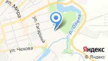 ЗАГС Киреевского района на карте