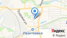 ТриоДент на карте