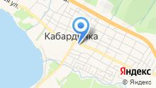 Мастерская по ремонту обуви на Революционной на карте