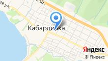 Маринус на карте