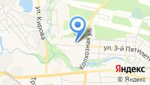 Брусничка - Аптека на карте