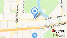 Бирмаркет на карте