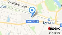 Pompina.ru на карте