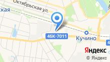 Саблайн Сервис на карте