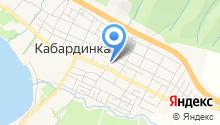 Кущевский мясокомбинат, ЗАО на карте