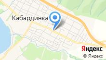 Банкомат, Геленджик-Банк на карте