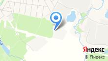 Индига на карте