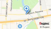 Sointera на карте