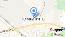 Магазин фастфудной продукции на ул. Гоголя на карте