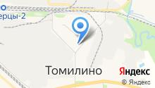 Томи-мол на карте