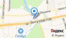 БринФарм на карте