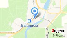 Bal-Auto на карте