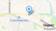 Olivko.ru на карте