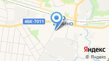 Храм Новомучеников и исповедников Российских в Железнодорожном на карте