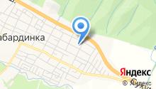 Магазин хозтоваров и автотоваров на карте