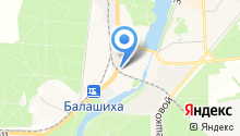 ААСмарт на карте