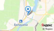 RED TAXI на карте