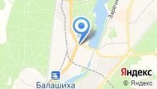 Daiquiri на карте