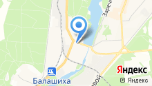 ДОМ РОЗ на карте