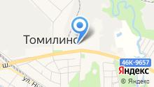 Магазин разливного пива на ул. Гаршина на карте