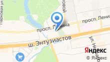 Сопта на карте