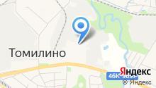 Гиацинт на карте