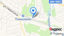 Детская деревня-SOS Томилино на карте