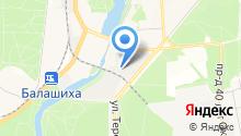Белорусская Косметика на карте