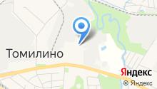 Продуктовый магазин на ул. Гаршина на карте