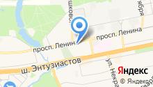 Адвокатский кабинет Антипин В.В. на карте