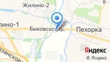ТрансАЗС на карте