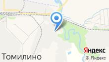 Терминал-Сервис на карте