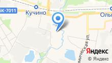 ДОД, МОУ на карте